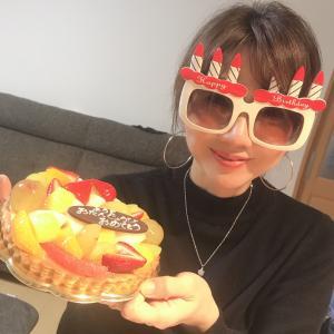 昨日は〜生誕祭でした。ありがとう♡