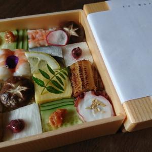 散らかってないちらし寿司