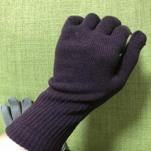 シルク手袋◆手荒れ対策以外に凄い効果!