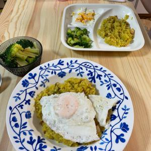 ワーママ時短日記◆炊飯器メイン料理で3歳娘が歓喜!