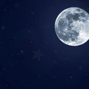 山羊座の満月は半影月食あり~自分の本当の声を聴いてみませんか?