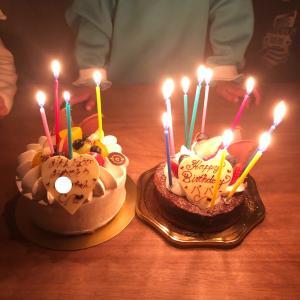 二女4歳の誕生日