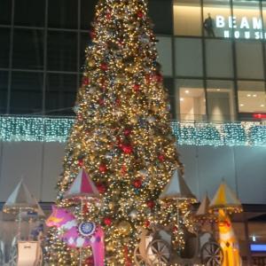 口角炎悪化のクリスマス
