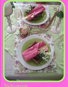 母の日のテーブル 参考画像たくさんあります♪