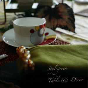【YouTube動画】5月はお茶を愉しむテーブル♪