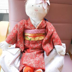 池ちゃん人形の冬服