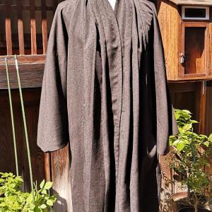 羽織でジャケット