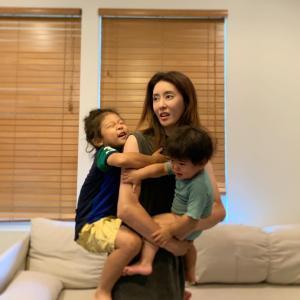 男の子のママは体力勝負