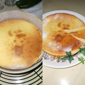 ♪ベイクドチーズケーキ♪