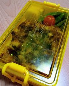 セリアのお弁当箱!