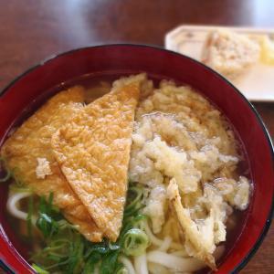 「小麦冶 箱崎店」また麺が変わった?メインどころが290円という驚異的コストパフォーマンスうどん店。