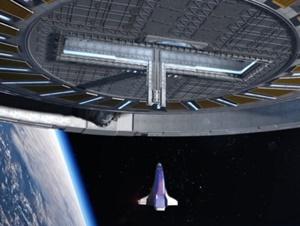 人工重力付きの快適宇宙ホテルが2020年代中にオープン予定?