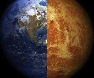 金星の過去は地球に似てた?過酷環境惑星は未来世界への警鐘