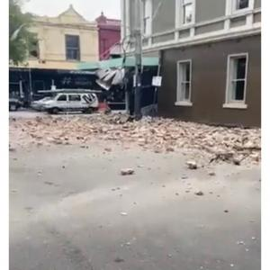【オーストラリア生活】VIC州大規模で地震
