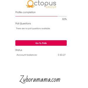 【オーストラリアで節約生活】アンケートサイト Octopus Group