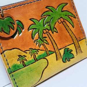 ハワイアンお財布