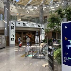 お初の関西空港第二ターミナル