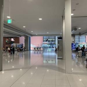 関空の第二ターミナルはなんだかいまいち