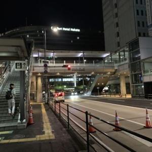 博多駅からてくてく歩いて川端通商店街へ