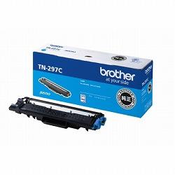 【買取価格】Brother 大容量トナーカートリッジ TN-297C シアン