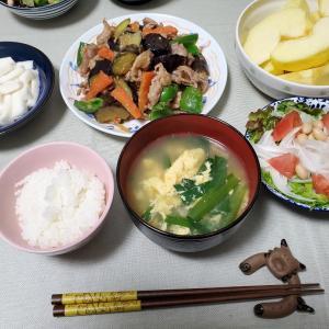 昨日の夕食と勉強会のお弁当