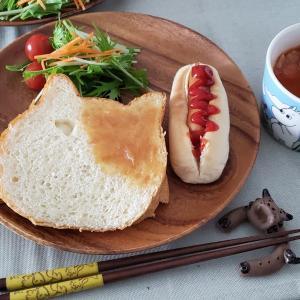 ねこねこ食パンでブランチ