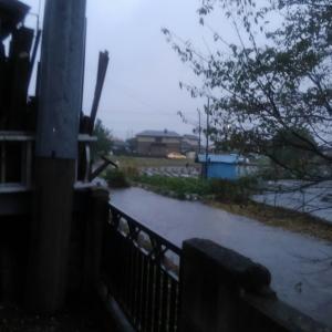 台風19号❗