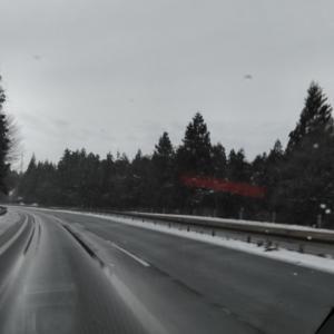 雪⛄のいろは坂ドライブ❗
