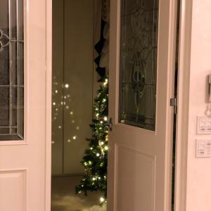 街も我が家もクリスマス