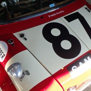 レースカー集結!
