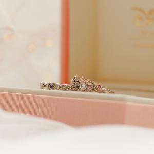 結婚指輪新調♡憧れのケイウノでディズニーオーダーメイド♡金額とデザイン♡