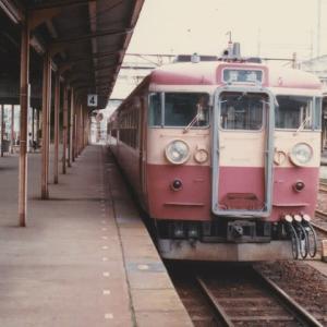 【1986年7月】 普通福島行