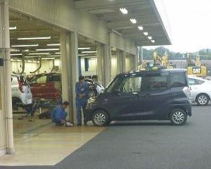 軽自動車の車検