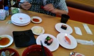 妻の誕生日で外食