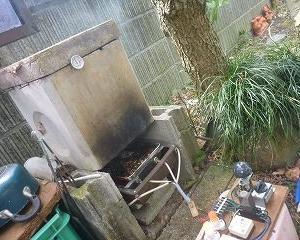 燻製窯の改良
