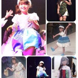 恭平君!マロニエファッショングランプリ2017 初キッズモデル