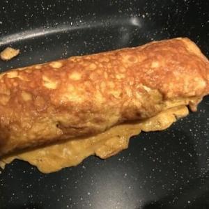 【画像あり】ワイが作った「外カリッ、中トロ~な卵焼き」を評価してクレメンス