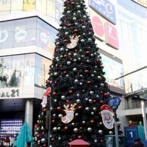 ★ターミナル21のクリスマス風景