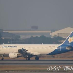 ★ラオ・エアライン (QV / LAO)A322 【RDPL-34188】