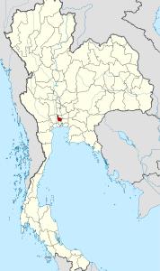 ■【タイ王国1都76県】10ノンタブリー県庁