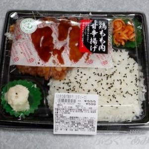 ★【便利商店便當】大きな揚げ鶏弁当(甘辛ソース) by デイリーヤマザキ