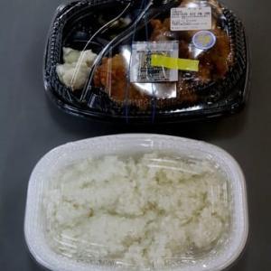 ★【便利便當商店】特から揚弁当 ほっともっとbyプレナス