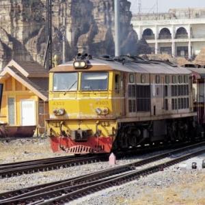 ■タイ国鉄 ALD型ディーゼル機関車