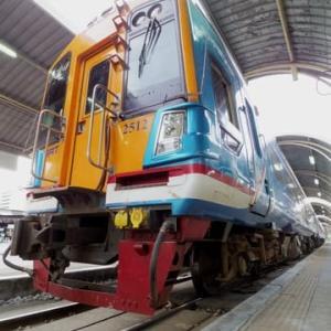 ■タイ国鉄 ASR型ディーゼル動車
