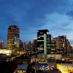 ★バンコク・プロンポンの夕景