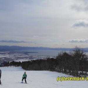 猪苗代スキー場に行ってきました~【2020年】