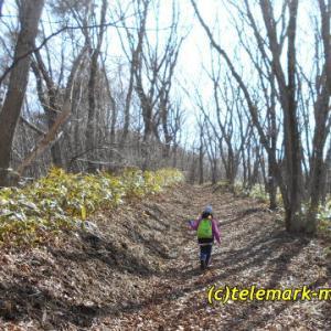 3月、高柴山@小野町(親子でハイキング)