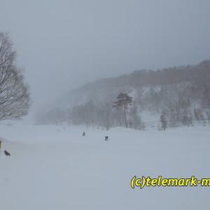 裏磐梯スキー場へ行ってきました~(^-^)