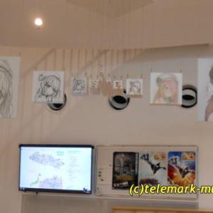 文化庁メディア芸術祭須賀川展「創造のライン、生のライン」に行ってみました~(^-^)