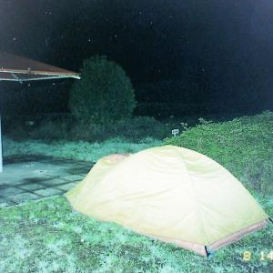 俺のキャンプ!